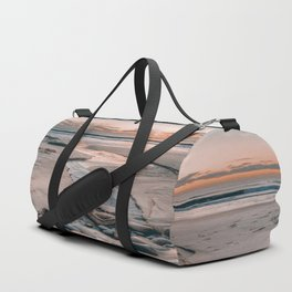 PASTEL SUNSET Duffle Bag