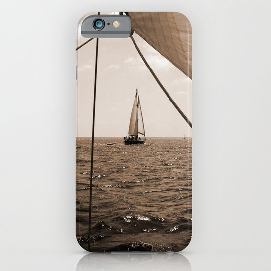 Framed in Our Lines iPhone & iPod Case