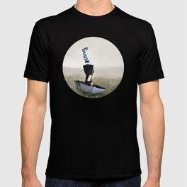 Umbrella melancholy T-shirt