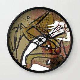 Matador 1 Wall Clock