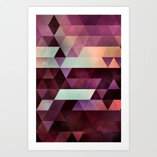 ryzspyz Art Print