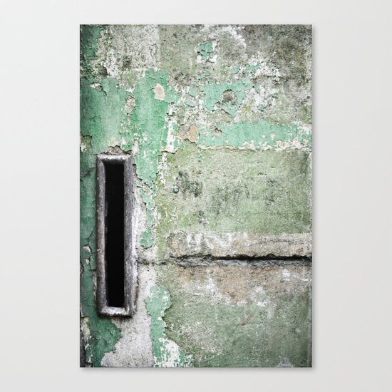 Can you keep a secret? Canvas Print