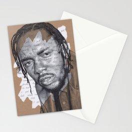 DNA - Kendrick Lamar Stationery Cards
