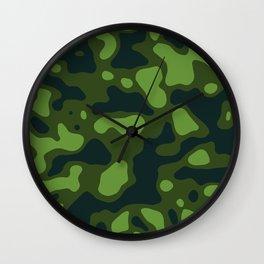 Camo 150 Wall Clock