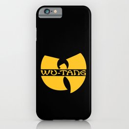 Wu Tang Forever and Ever iPhone Case