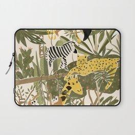 Th Jungle Life Laptop Sleeve