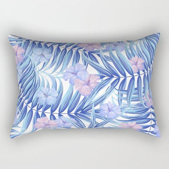 Hawaiian Pattern Rectangular Pillow