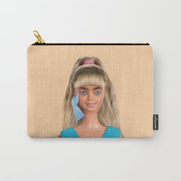 Quarantine Doll Carry-All Pouch