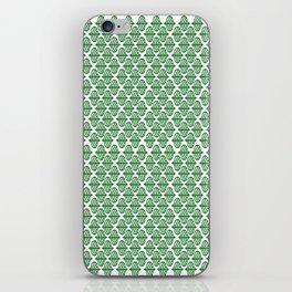 leaf Feuille 2 iPhone Skin