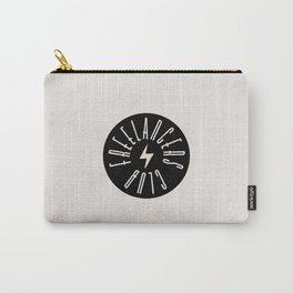 Freelancers Club Badge Carry-All Pouch