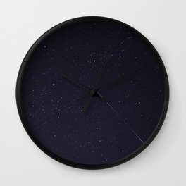 We are the smallest pieces of the puzzle. Wall Clock
