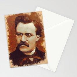 Friedrich Nietzsche, Philosopher Stationery Cards
