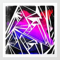 Generation Y Art Print