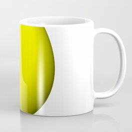 Egg Yellow Coffee Mug