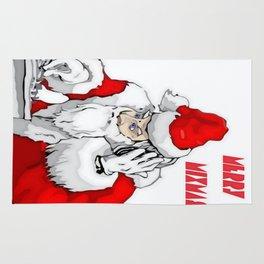 Merry Mixmas  Rug