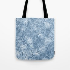 Frozen Leaves 7 Tote Bag