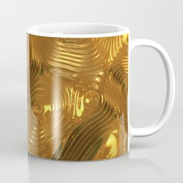 Luxury Gold Relief  Coffee Mug
