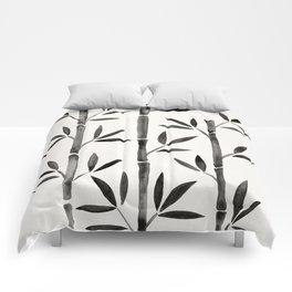 Black Bamboo Comforters
