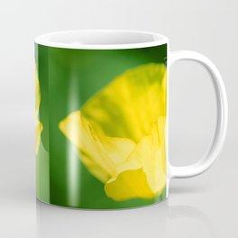 Meconopsis cambrica Coffee Mug