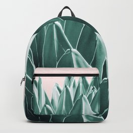 Agave Chic #10 #succulent #decor #art #society6 Backpack
