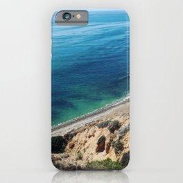 Rancho Palos Verdes hiking iPhone Case