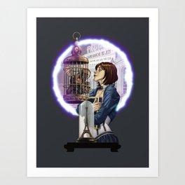 Bioshock Infinite: Freedom  Art Print