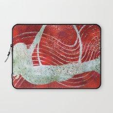 Flying Mermaid Laptop Sleeve