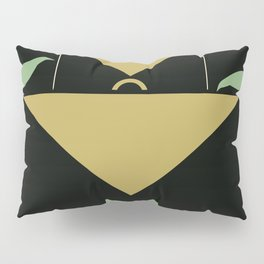 Stuttgart art expo: feed the birds Pillow Sham