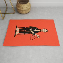 The Percussionist Rug