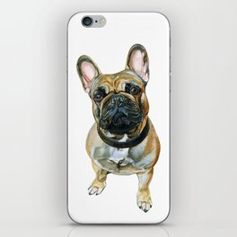 French Bulldog iPhone Skin