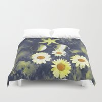 gothic Duvet Covers featuring Gothic Night by Pepita Selles