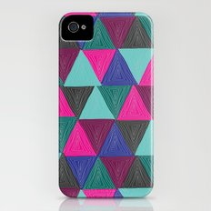 Angles iPhone (4, 4s) Slim Case