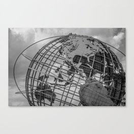 State of the World Canvas Print