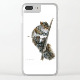 Twinkle Toes by Teresa Thompson Clear iPhone Case