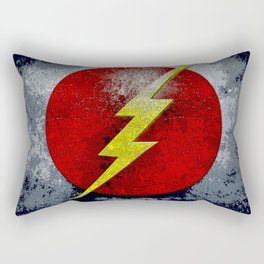 flash logo Rectangular Pillow