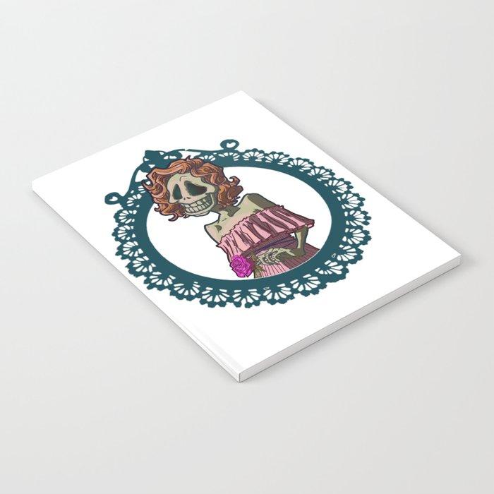 Skull nouveau Notebook