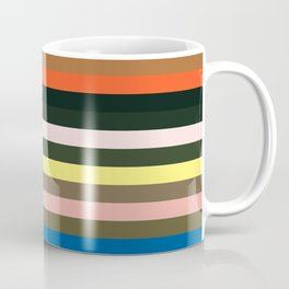 The Burning Rainbow Bridge 131 Coffee Mug