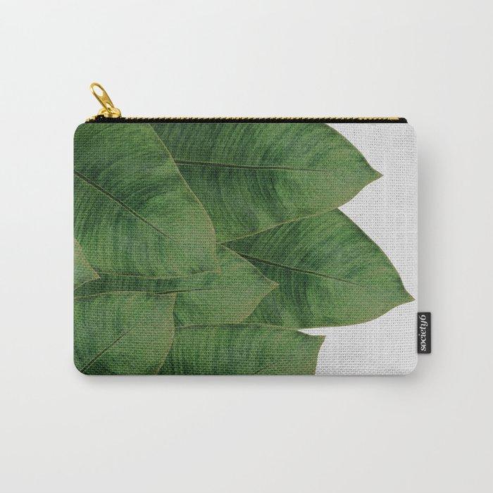 Banana Leaf III Carry-All Pouch