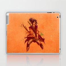 samurai zelda Laptop & iPad Skin