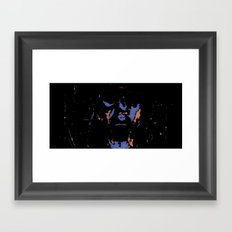 leci Framed Art Print