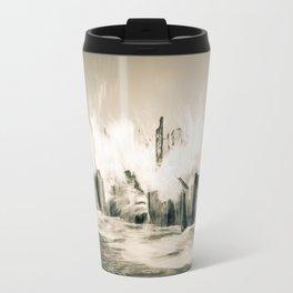 The Cruel Sea Travel Mug