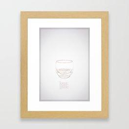 Rum Framed Art Print