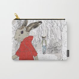 A Wolf met her 2 Carry-All Pouch