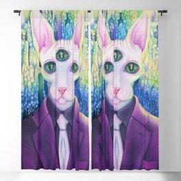 Kitty like light Blackout Curtain