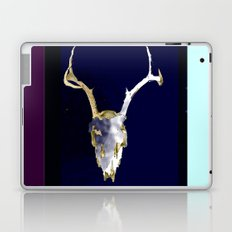 Skull Dye Laptop & iPad Skin