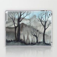 Ghost Trees Laptop & iPad Skin