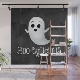 Boo-tylicious Wall Mural