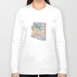 Arizona by County Long Sleeve T-shirt