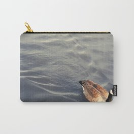 Upstream Geese Carry-All Pouch