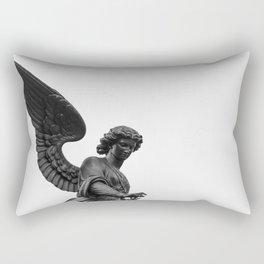 An Angel Of Healing Rectangular Pillow
